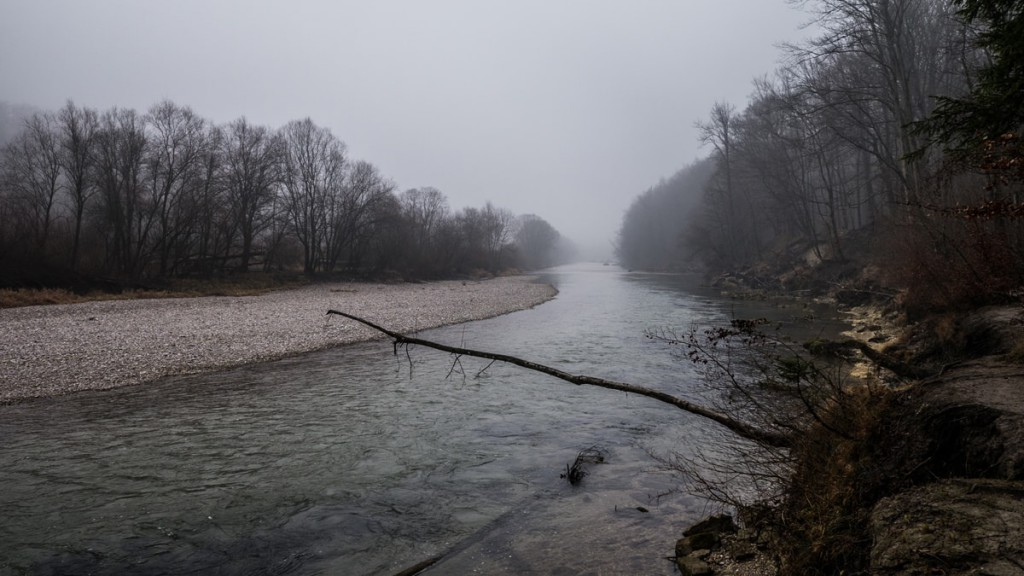 Creative Walks: River Isar - East Bank